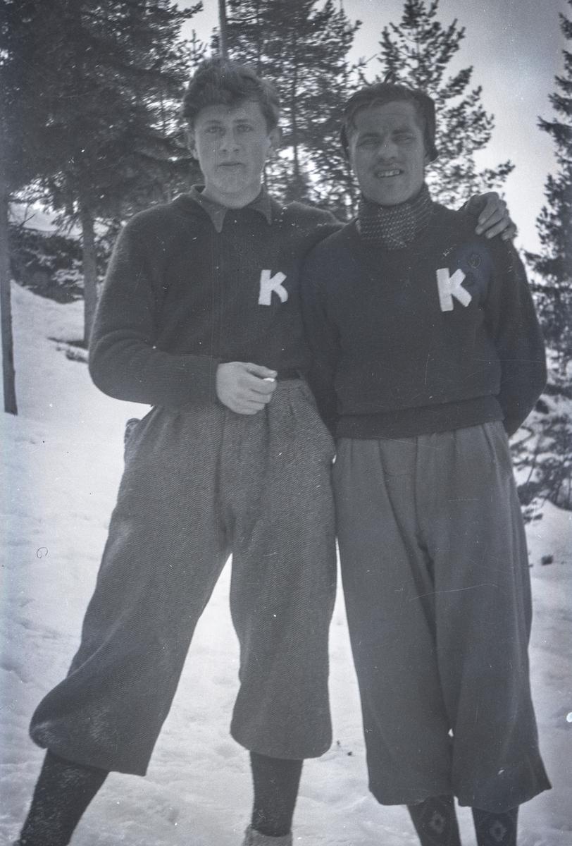 Two KIF-boys