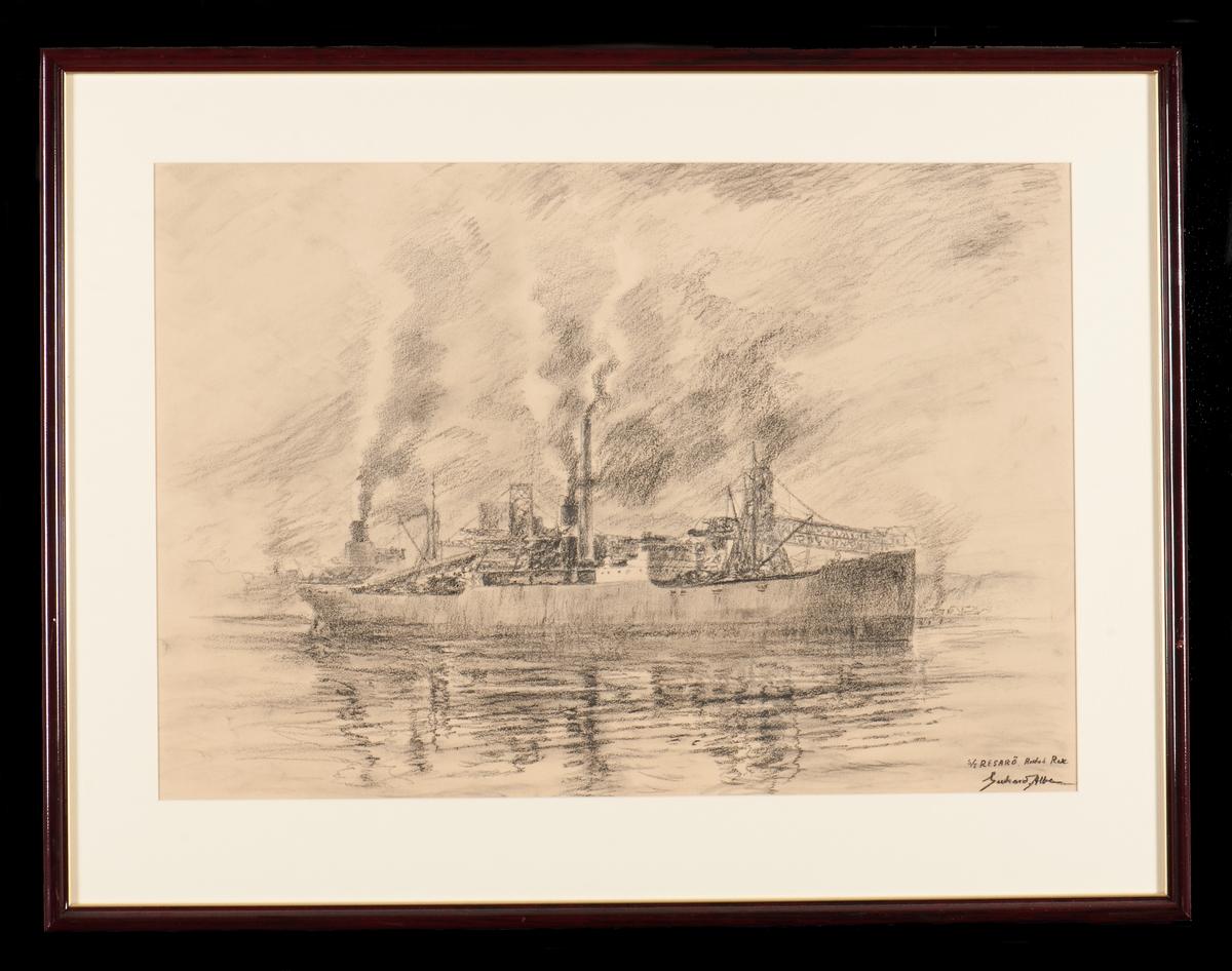 Lastångfartyg