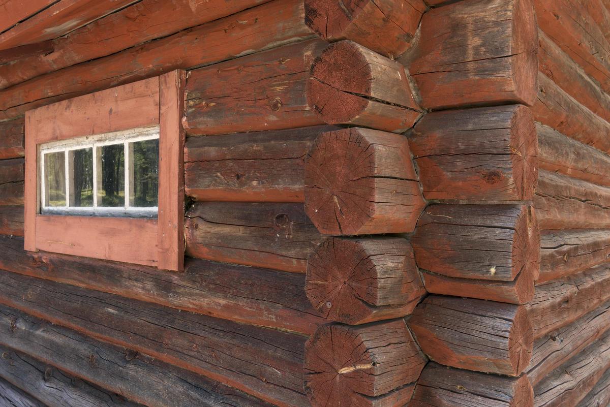 Stallen ved Angelbekkoia detalj 06.06.2016 (Foto/Photo)