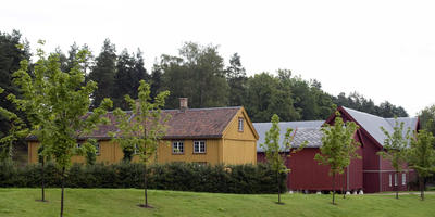 The Trøndelag Farm Stead