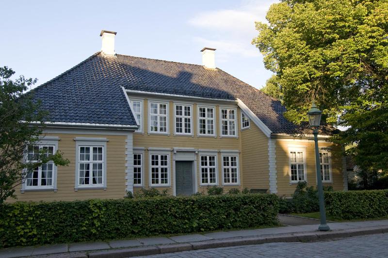Bygård fra Brevik. Foto/Photo