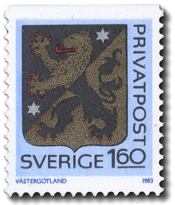 Västergötland: Lejon