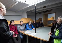 Omvisning Hansteen (Foto/Photo)