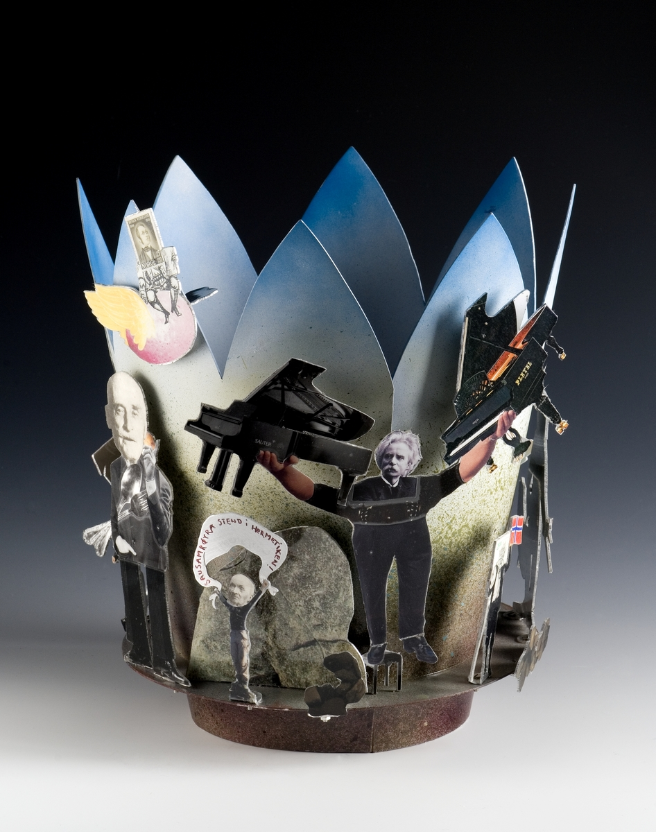 Bursdagskrone II [Objekt]