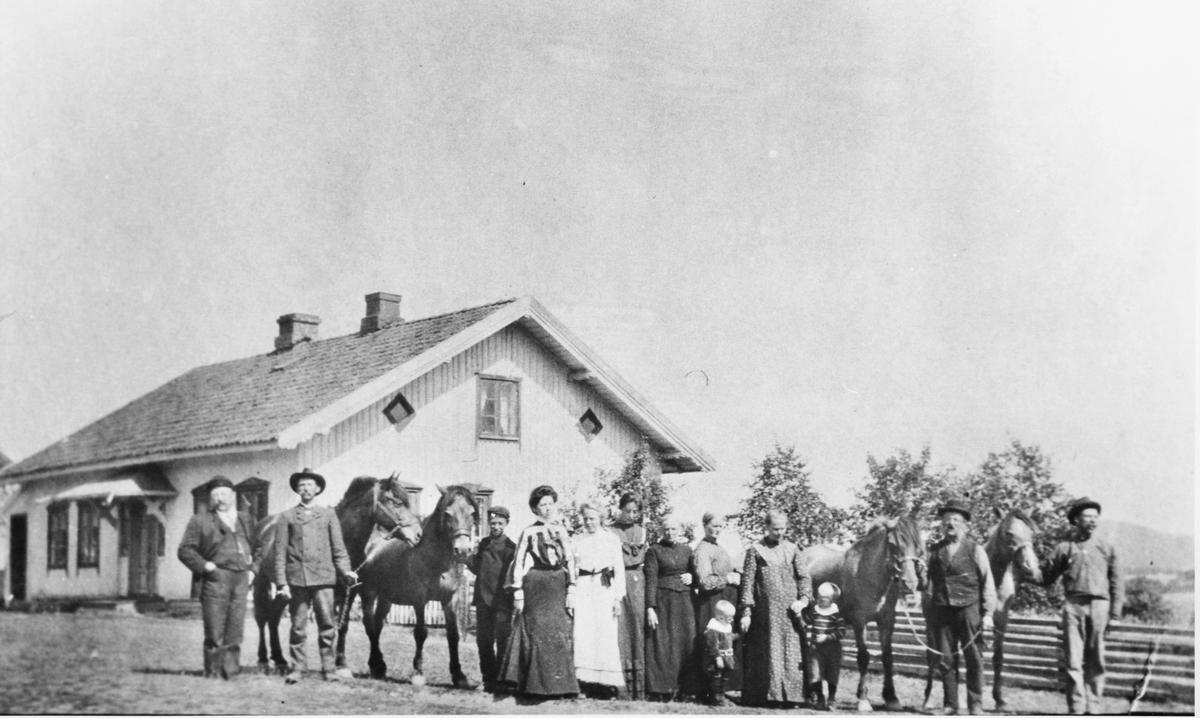 Fra Nordre Riser i 1904.