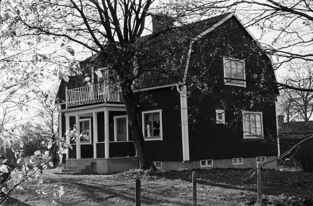 Bostadshus, Tensta-Forsa 8:1, Marklandet, Tensta socken, Uppland 1978