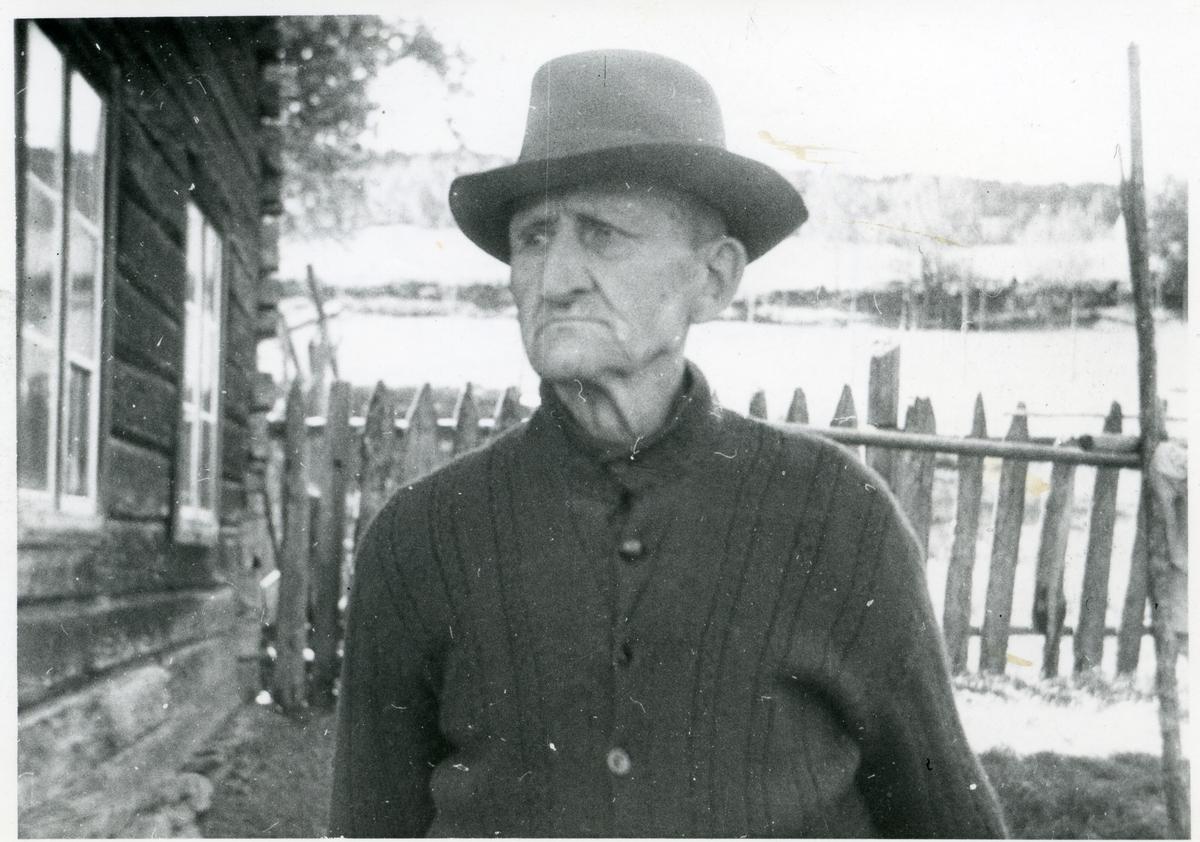 Portrett av Ole Th. Dahl.