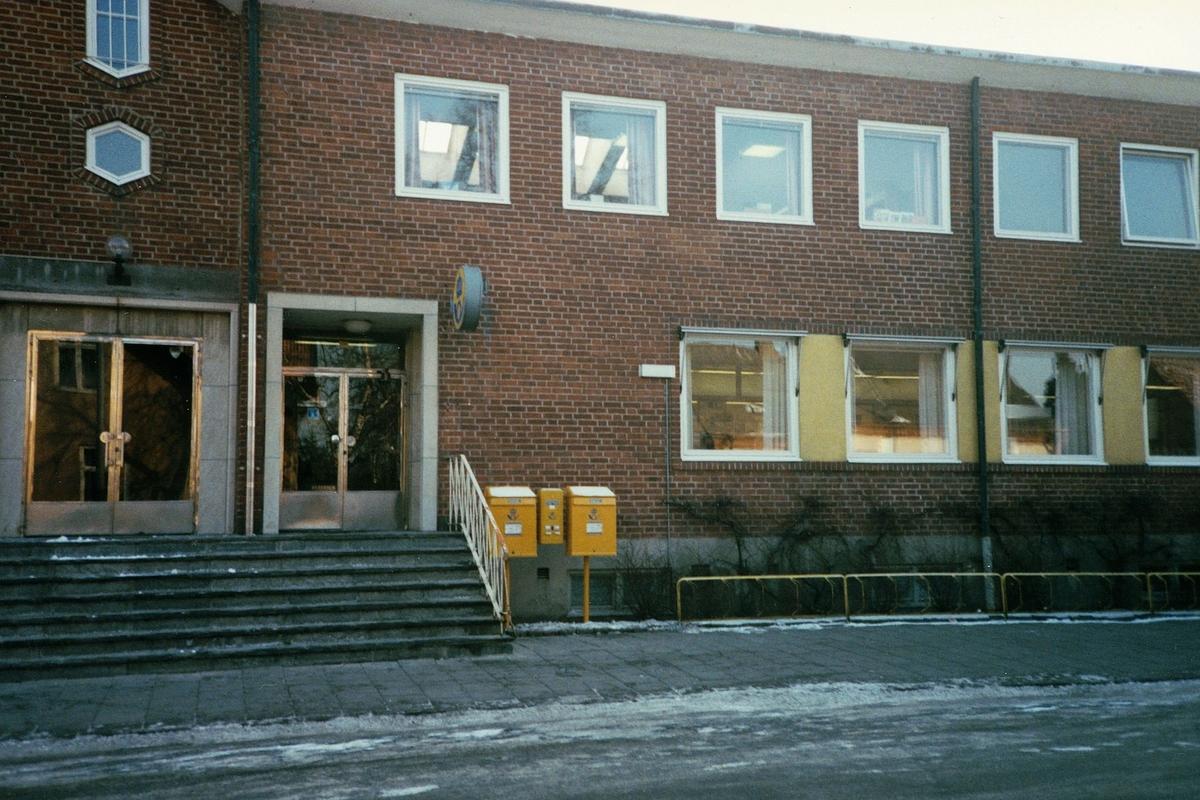 Postkontoret 200 60 Malmö Getgatan 48