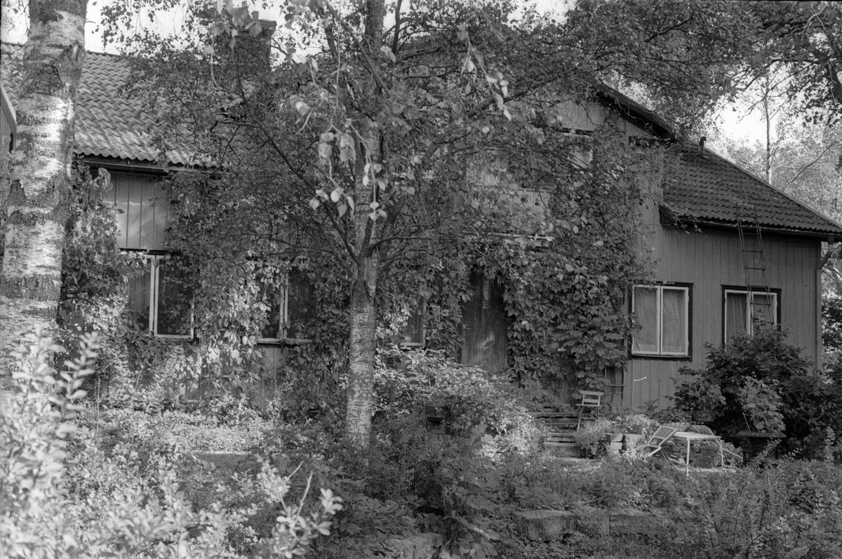 Mangårdsbyggnad, Järsta 14:1, Tensta socken, Uppland 1978