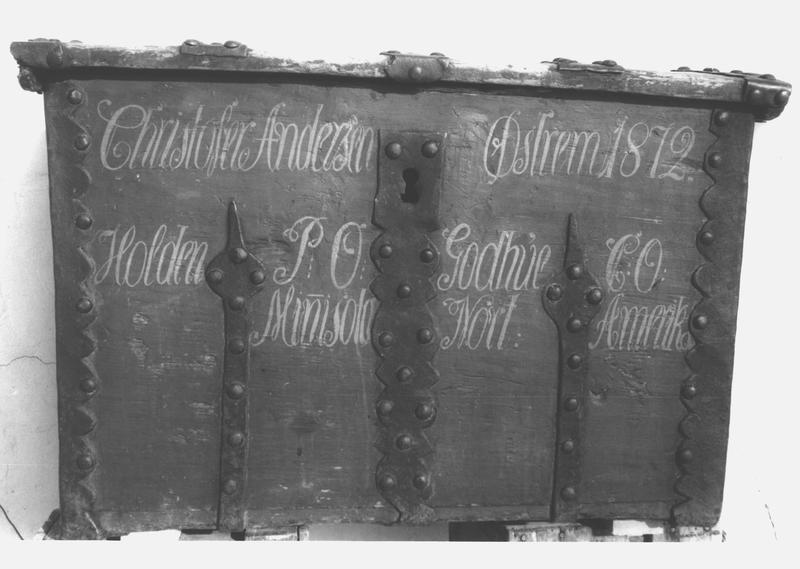 Amerikakoffert (Foto/Photo)