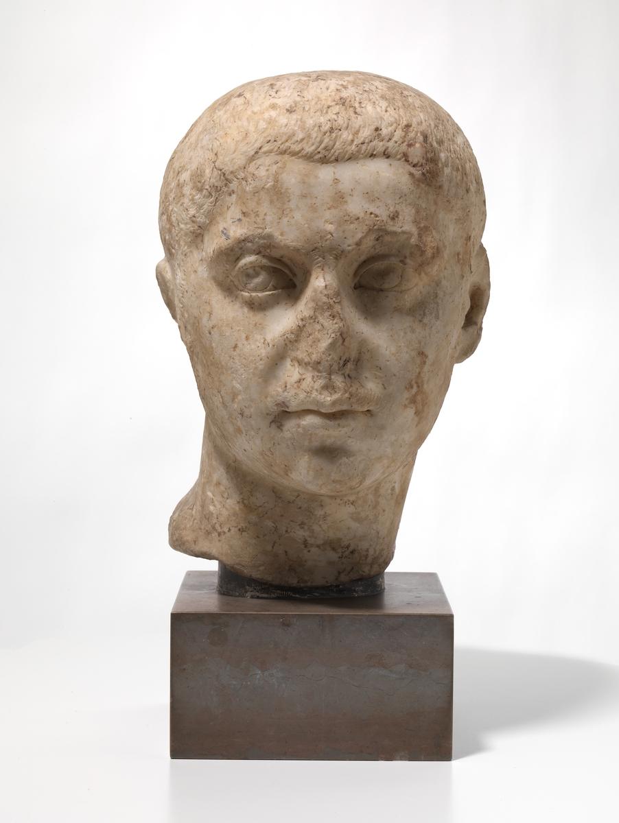 Portrett av Aleksander Severus [Hode]