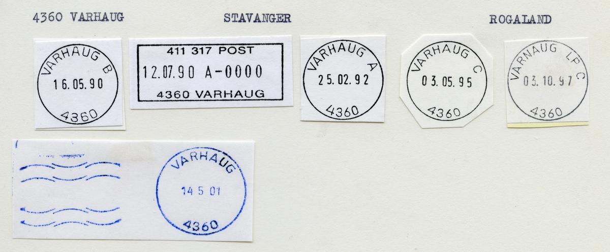 4360 Varhaug, Stavanger, Hå, Rogaland