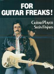 Svein Finjarn: Guitar Player (Foto/Photo)
