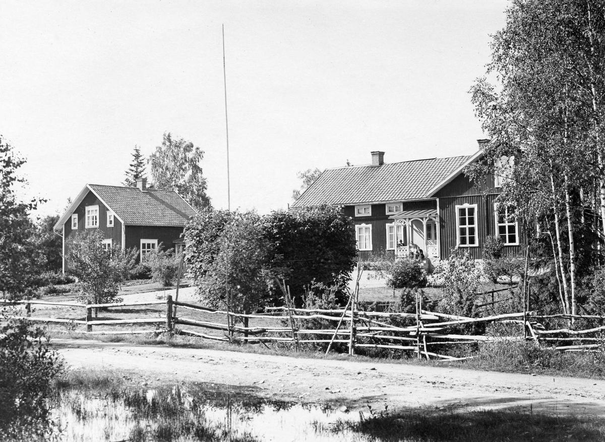 Säldebråtens skola i Frykerud.
