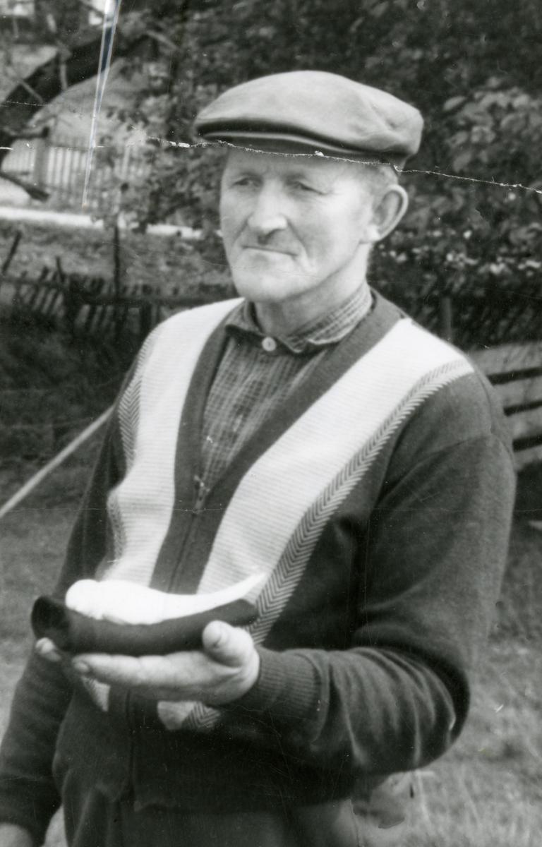 Olaf Lie fra Hedalen.