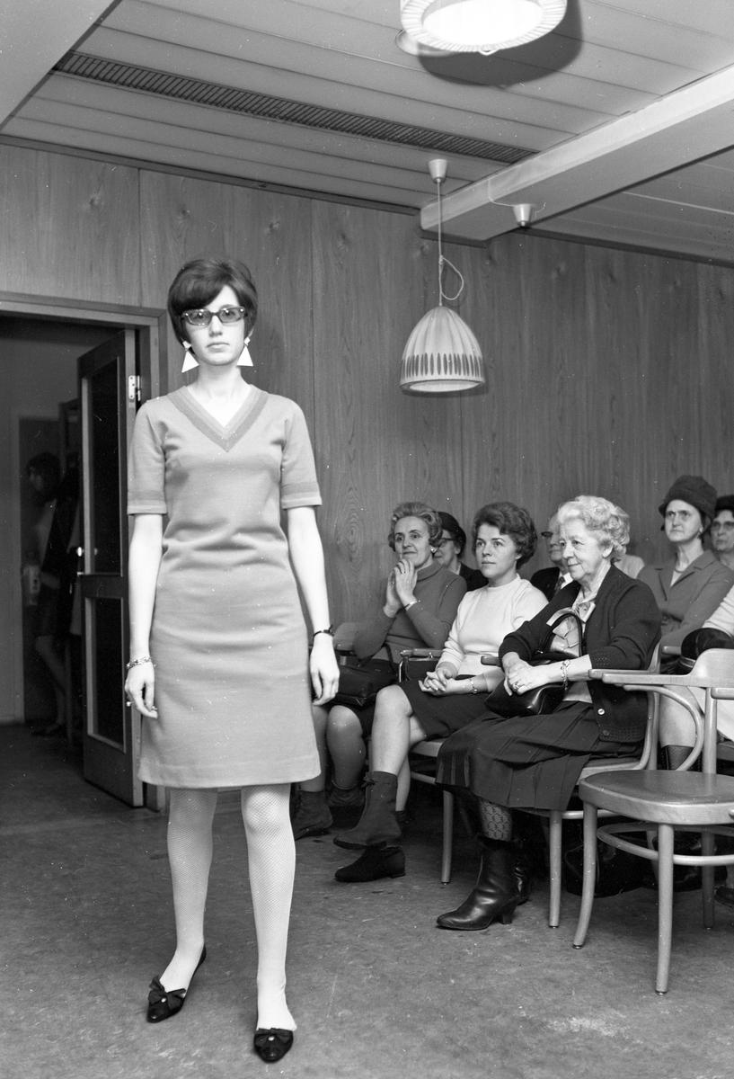 Informationsträff på Domus i Arvika i januari 1967.