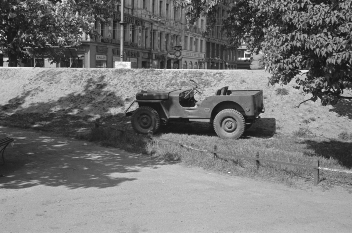 April-mai 1945, Frigjøringen