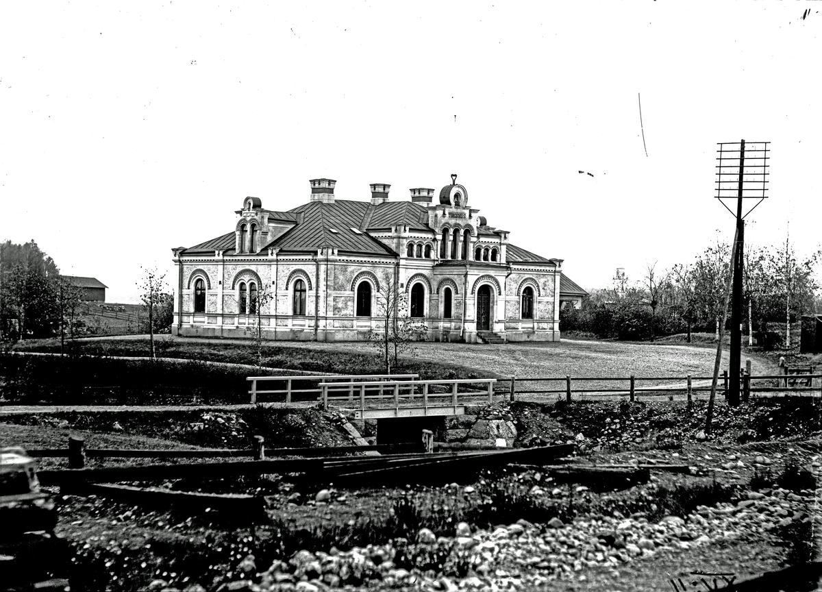 Kolbäcks tingshus, 1900-1910.