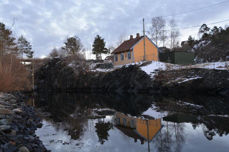 Telegrafstasjoner. Kulleseid, Finnås, Bømlo eksteriør 5 (Foto/Photo)