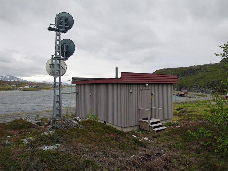 Telefonsentraler. Litlefjord eksteriør 5 (Foto/Photo)