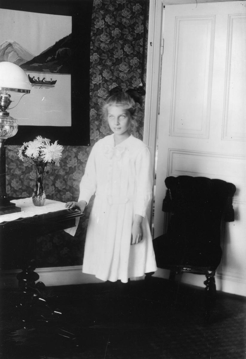 Astrid Sjörén.