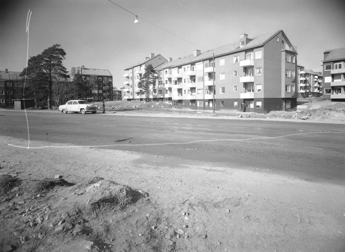 Den 27 april 1955. Kristinaplan.