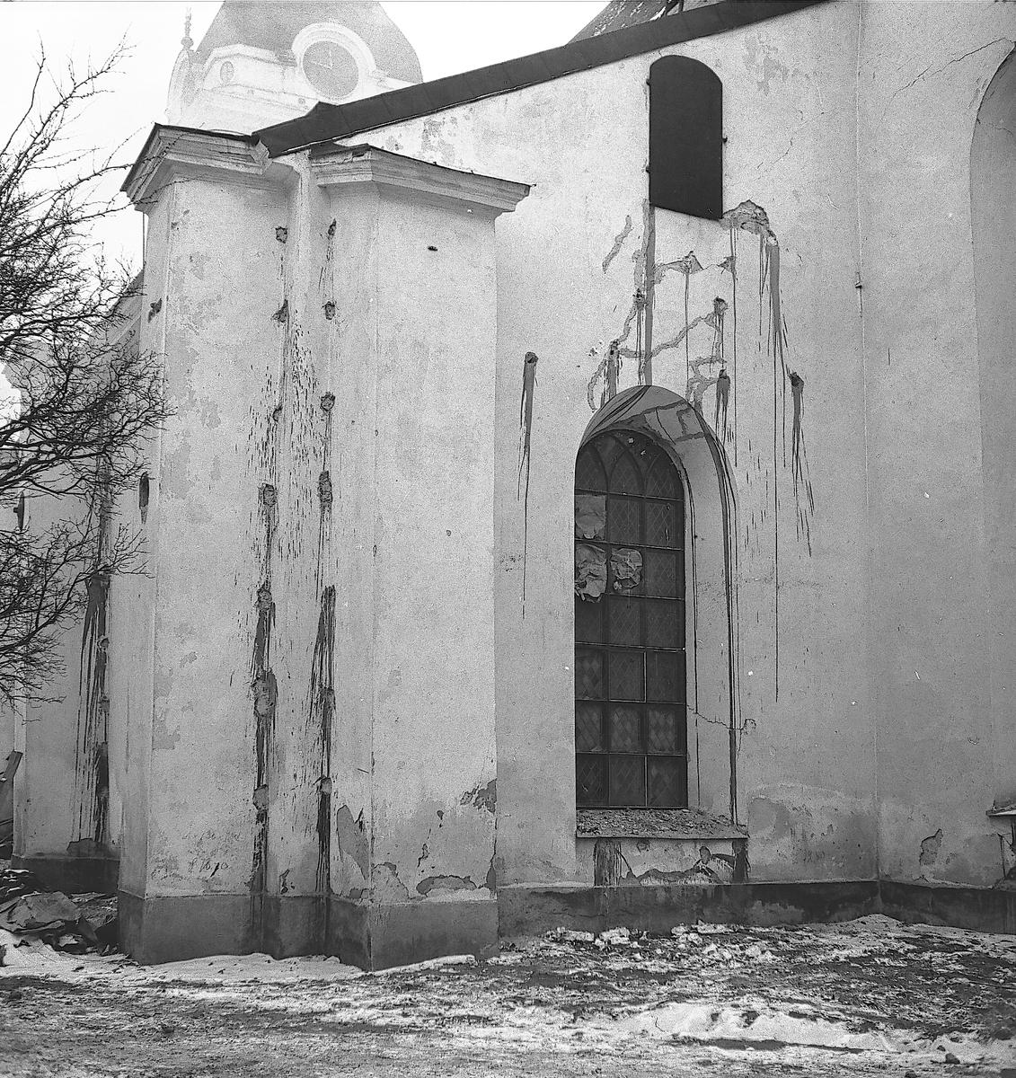Den 13 november 1957. Heliga Trefaldighet.