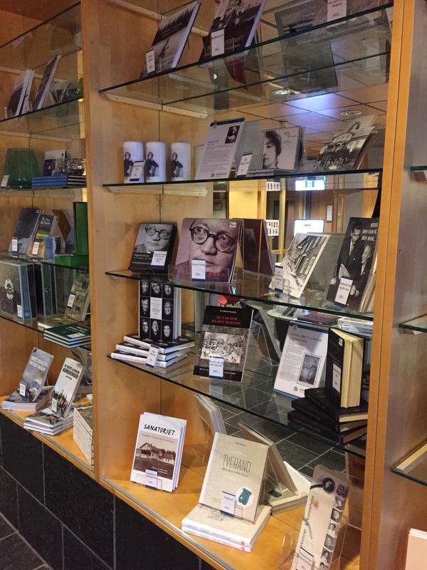 Museumsbutikken (Foto/Photo)
