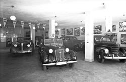 Philipsons Bil AB. Dodge, D.K.W (Wanderer), Graham 1938-193