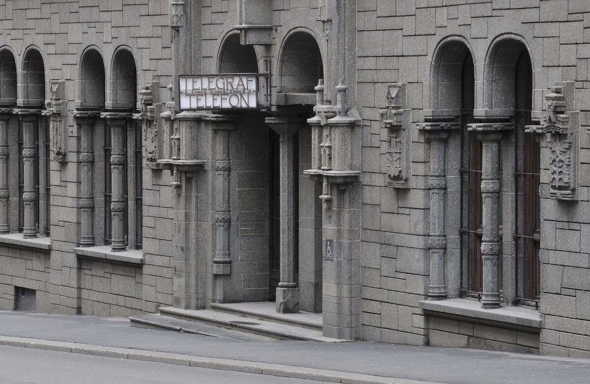 Telegrafbygg i Oslo