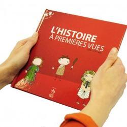 Bok med DVD, inneholder en visuell framstilling av europeisk historie. Uten tale og tegnspråk. kr: 300,-