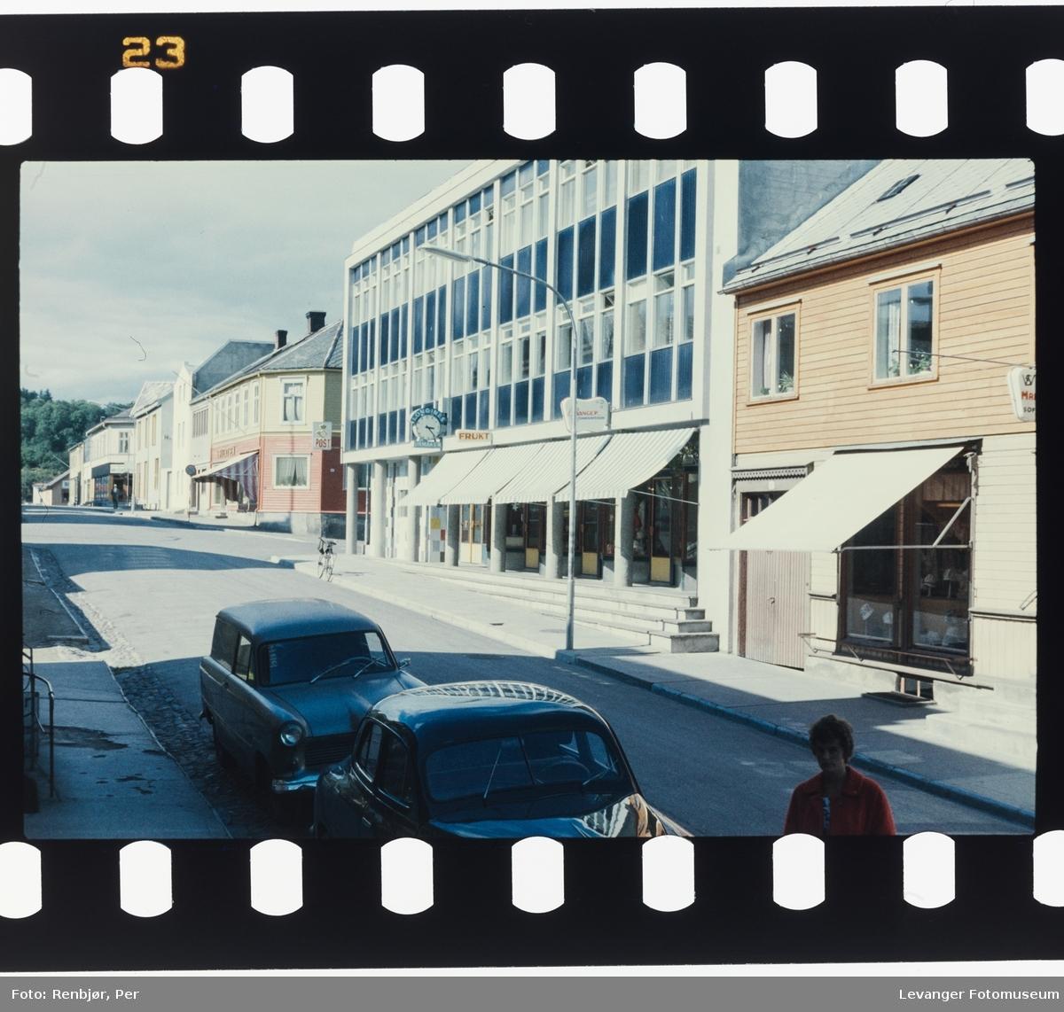 Poshuset i Levanger.