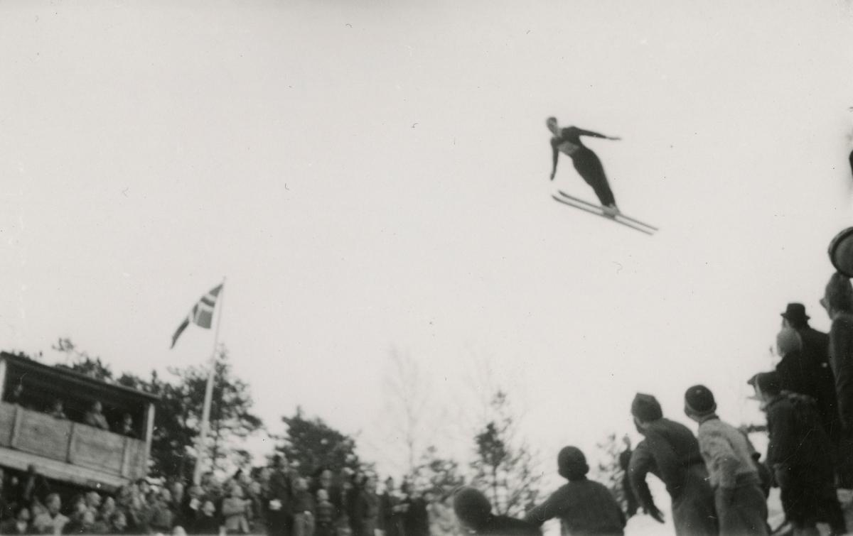Kongsberg skier Jørgen Norbø