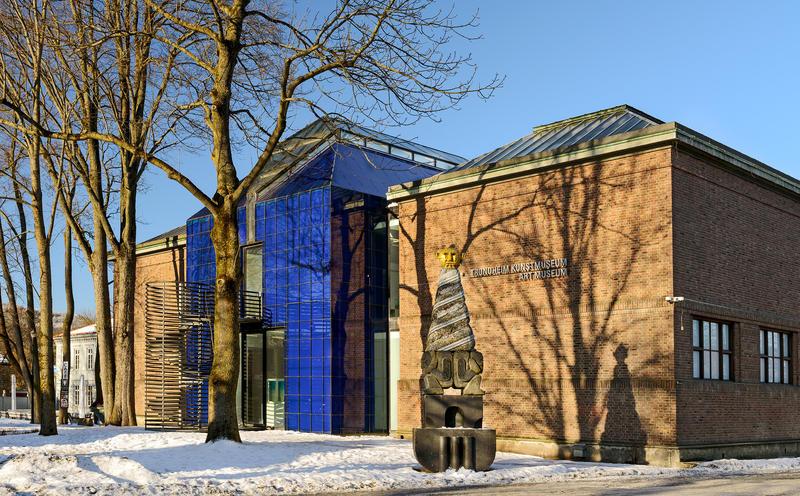 Trondheim_Kunstmuseum_-_fasade_bakside.jpg. Foto/Photo