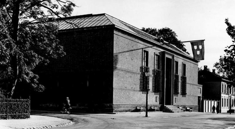 Trondheim kunstmuseums hovedbygning 1930