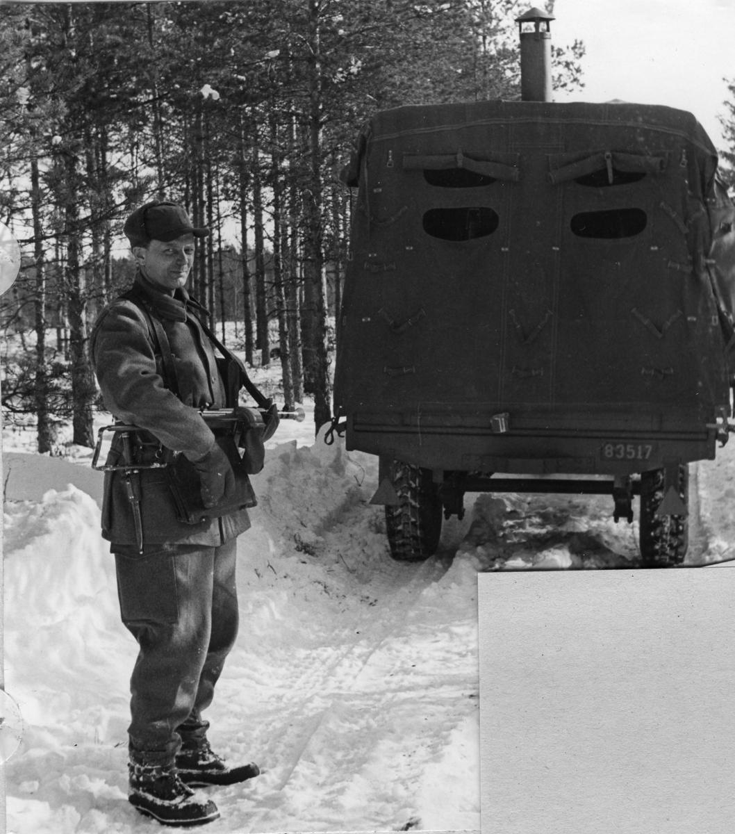 Kokvagn, A 6. Vinter.