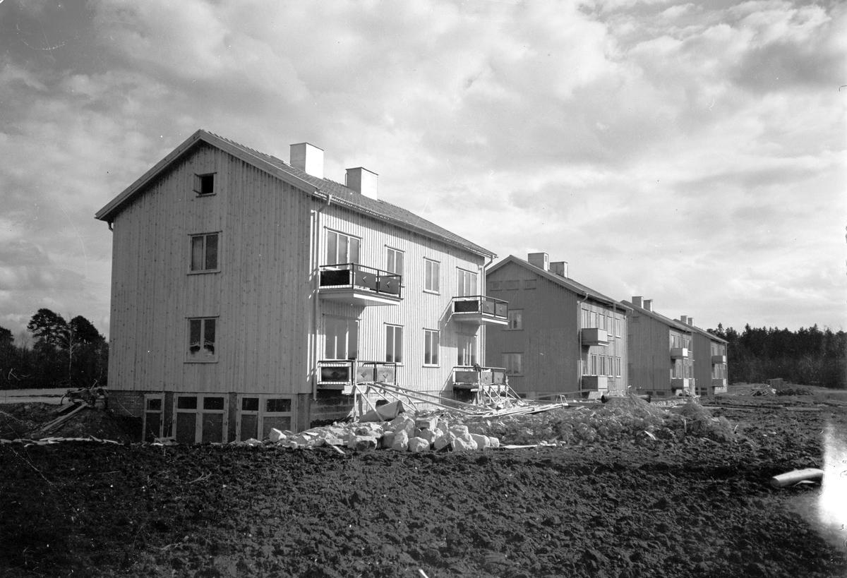 Nybyggen, Väster och Brynäs