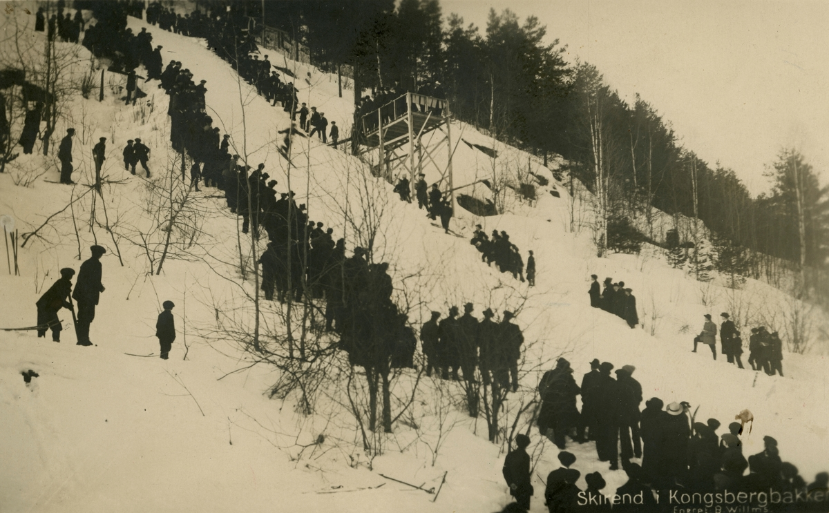 Skijumping at Storåsen