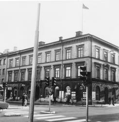 Norra Kungsgatan/ Drottninggatan. Kvarteret Nattväktaren