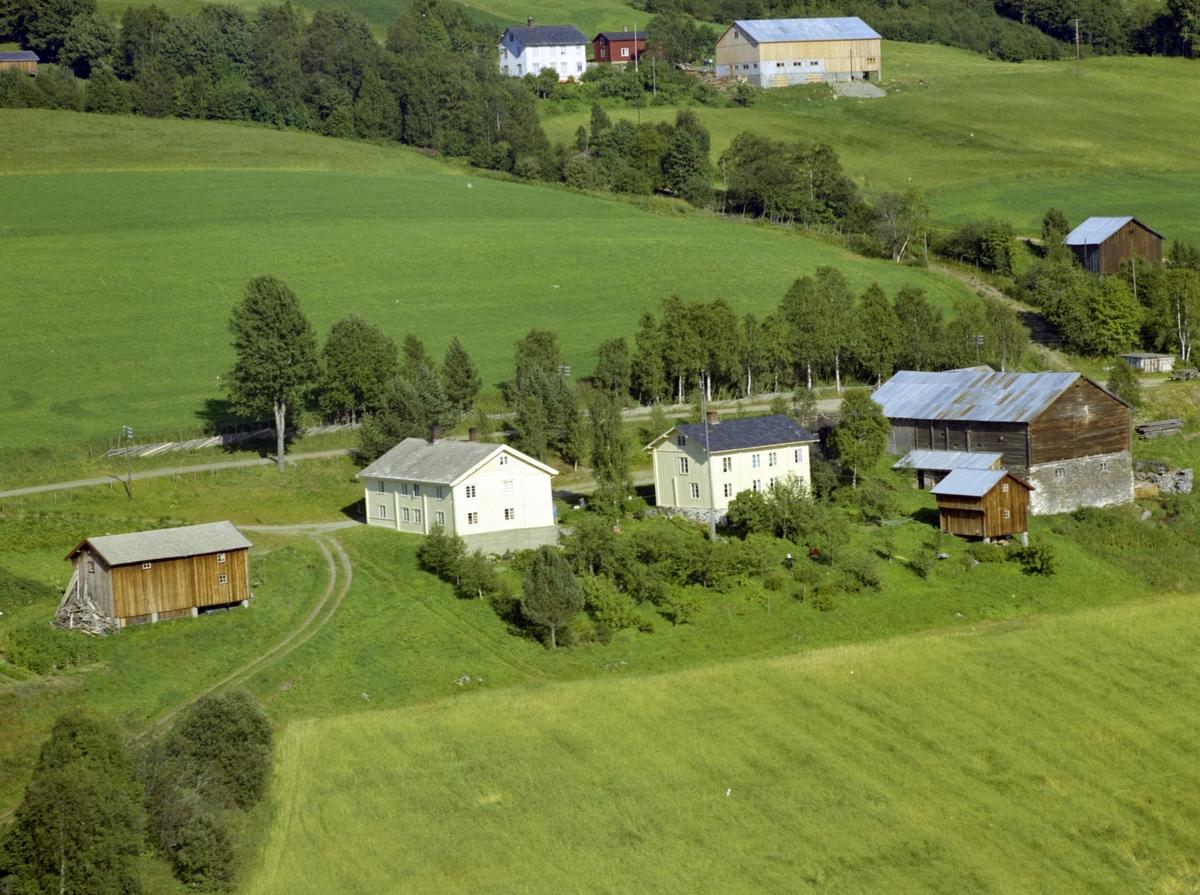 Gårdsbruk, Austreng, Gausa, Østre Gausdal