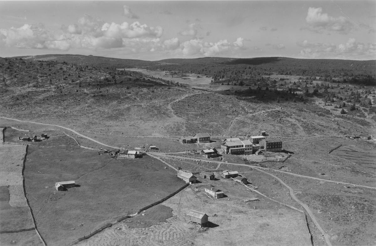 Hornsjø Høyfjellspensjonat, 18.08.1951, defekt