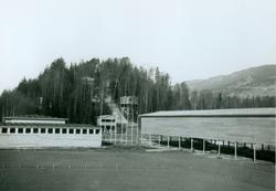 Varemessa på Vikojorde 1936 Hahaug i bakgrunnen.
