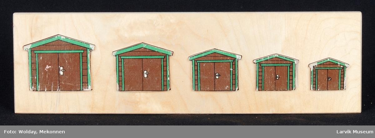 garasjer/stall