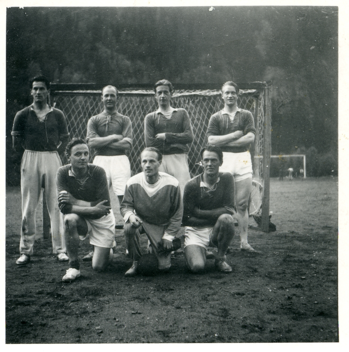Bagn Idrettslag, håndballaget 1953.