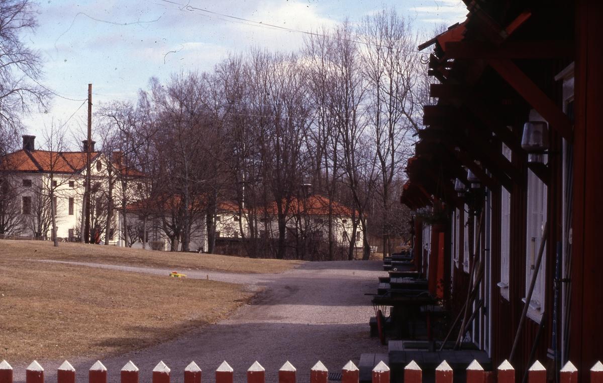 Tolvfors bruk blev byggnadsminne 1983.