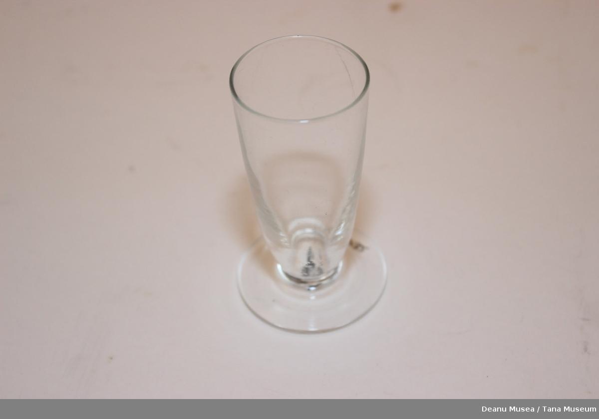 Lite shotglass.
