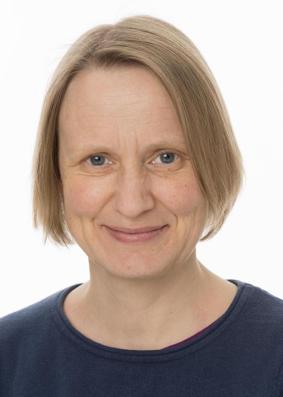 Portrett av konservator Elisabet Sveingar Amundsen.
