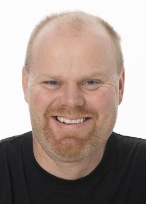 Portrett av fagarbeider Jan Ove Fuglebrenden.