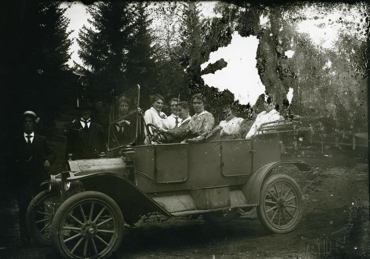 Bil, ca 1915.