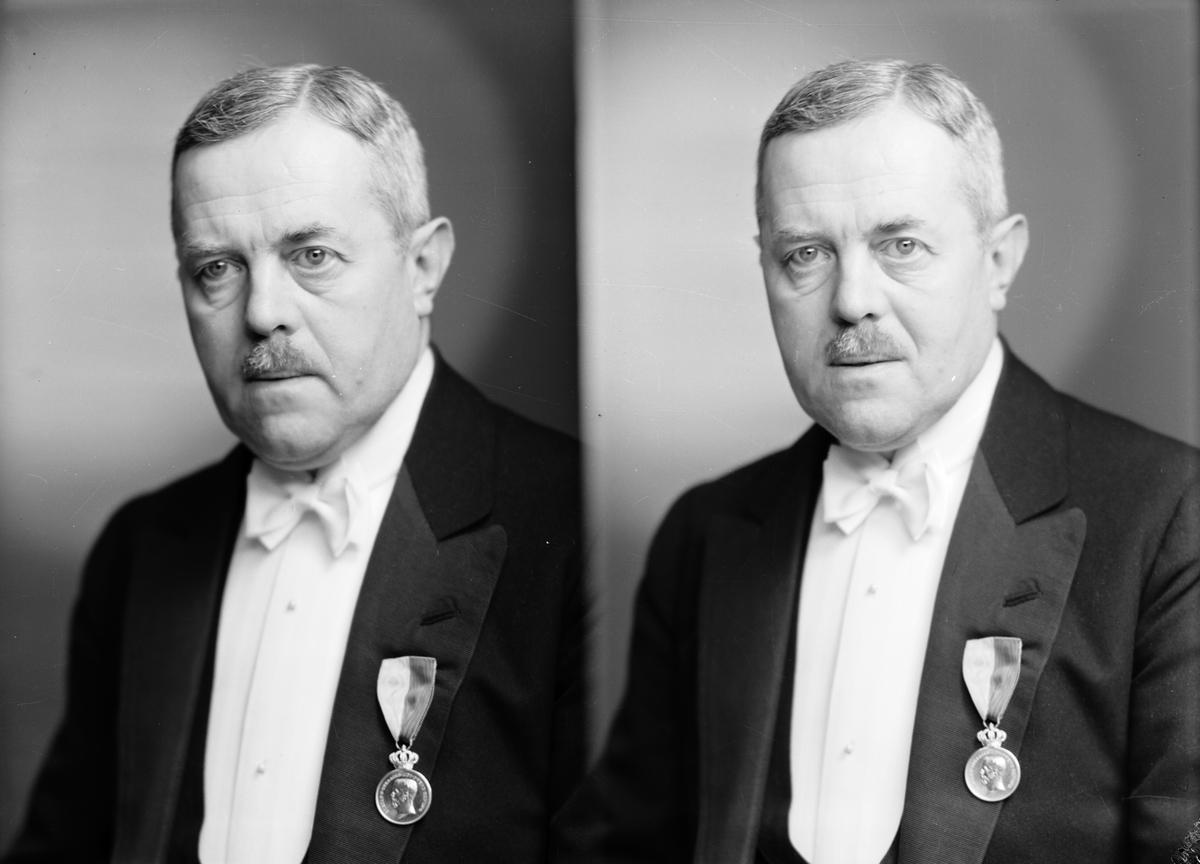 Herr Davidsson. Norrlands Posten.